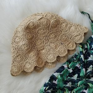 J. Crew | Crocheted Bucket Hat